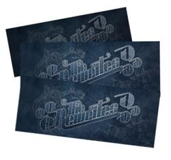 Sticker business cards full color custom sticker business cards colourmoves